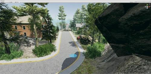 BTM Level design 17.30 town