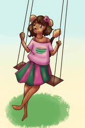 Summer Swing - Art Fight