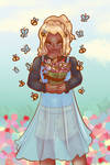 The Bees and the Butterflies - Art Fight