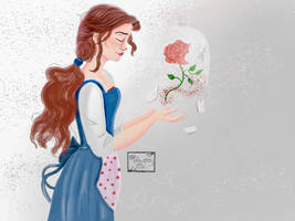 Belle (Beauty and the Beast movie)