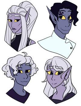 Glaurinn Family