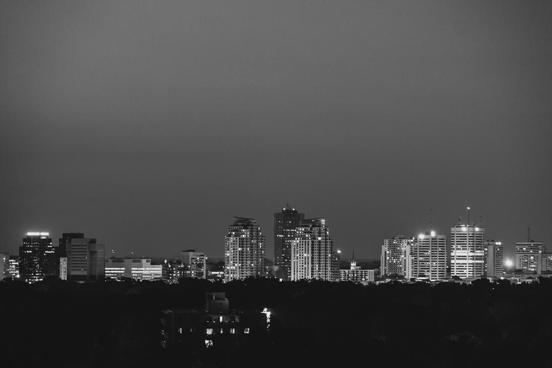 Skyline by LuminatX