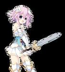 Paladin Neptune Render