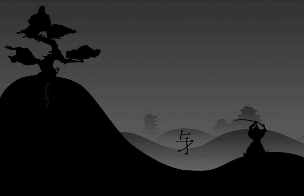 Godsend Samurai Wallpaper By Jone Yee On Deviantart