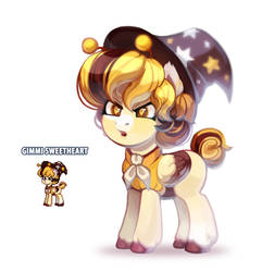 Drawing random ponies from PonyTown #6 (Gift)