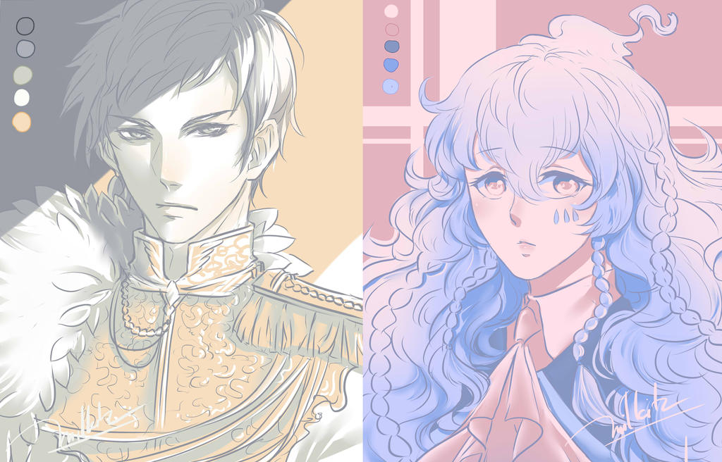 Color challenge requests by MikiTakamoto