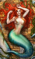 Mermaid by MikiTakamoto