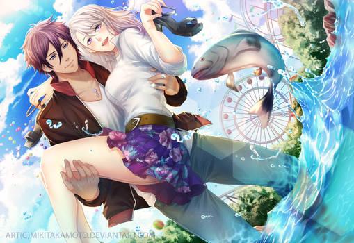 CM: Hiroko and Kuga