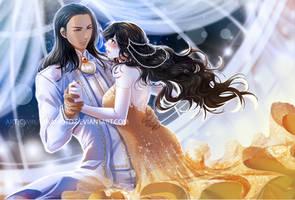 CM: Raveena and Rowan by MikiTakamoto