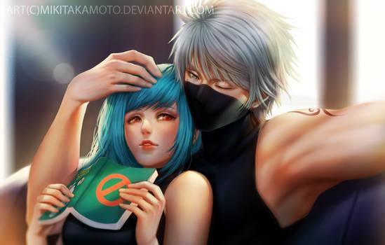 CM: Kakashi and Mina