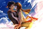 CM: Zakuro and Shion