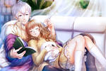 CM: Hikaru and Sogo Osaka