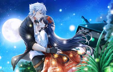 CM: Pledge of love by MikiTakamoto