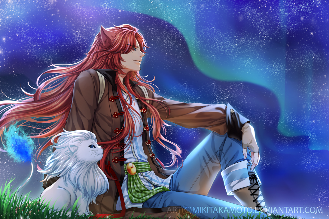 CM: Peaceful time by MikiTakamoto