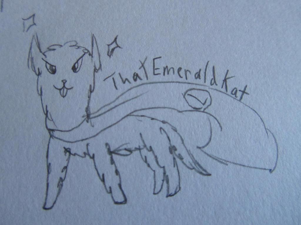 Yep, It's A Llama by ThatEmeraldKat