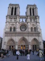 Notre Dame II by josselin94