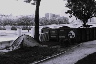 cleanness of Paris