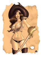 Pirate by fernandocobos