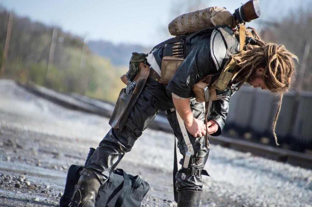 Mad Max: Wasteland (6) by BlueCollarLove