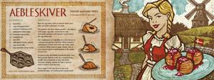 Aebleskiver recipe by IngvardtheTerrible