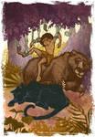 Mowgli taken