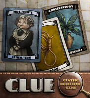Clue: Mrs White,  Conservatory, Rope by IngvardtheTerrible