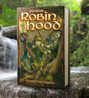 Young Robin Hood by IngvardtheTerrible