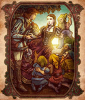 Snow White - The End by IngvardtheTerrible