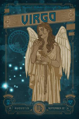 Zodiac 6 Virgo
