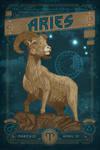 Zodiac 01 Aries by IngvardtheTerrible