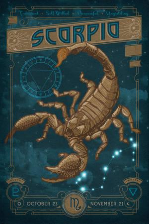 Zodiac 08 Scorpio