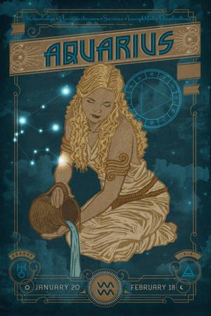 Zodiac 11 Aquarius