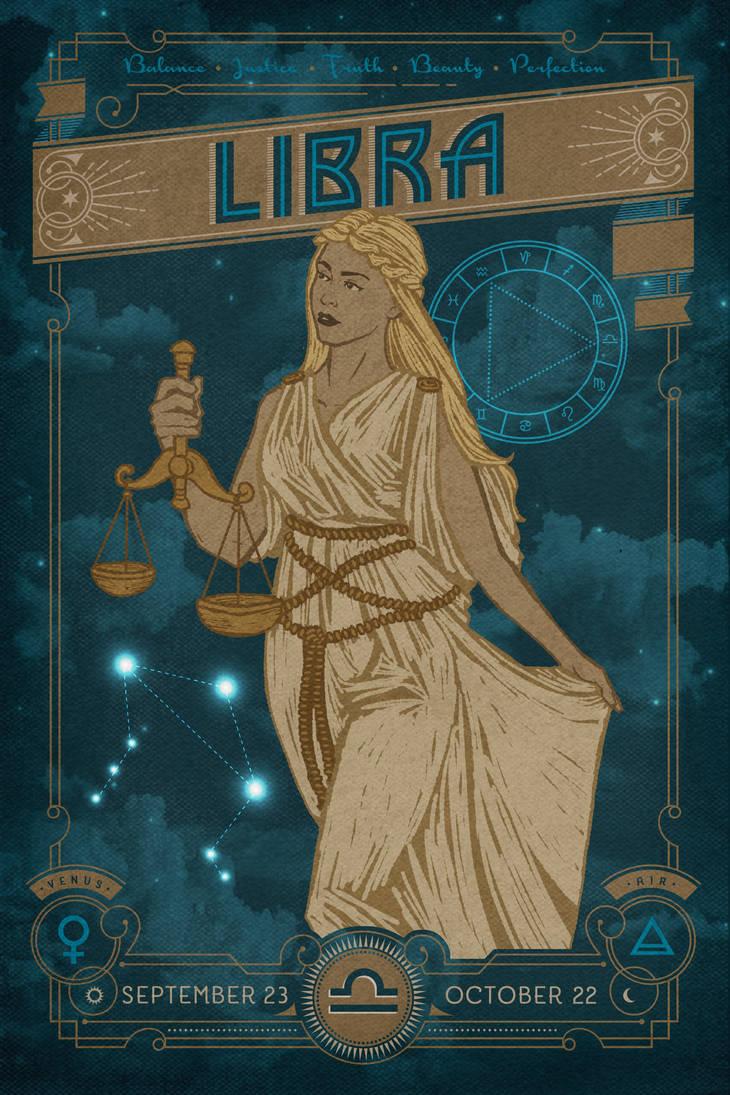 Zodiac 7 Libra by IngvardtheTerrible