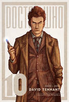 Doctor Who #10 by IngvardtheTerrible