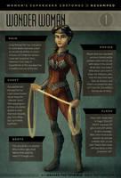 Superwomen 1 - Wonder Woman by IngvardtheTerrible