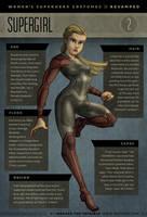 Superwomen 2 - Supergirl by IngvardtheTerrible