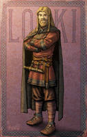 Historically Accurate Norse Gods: Loki by IngvardtheTerrible