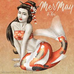 MerMay 2018: Day 7 by IngvardtheTerrible