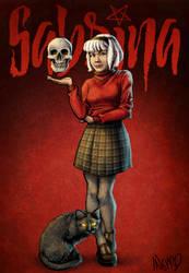 Sabrina by IngvardtheTerrible