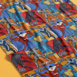 Black Superheroes 2 by IngvardtheTerrible