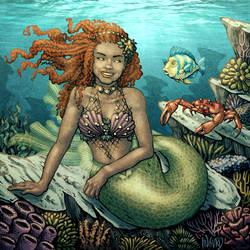 Little Mermaid by IngvardtheTerrible