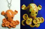 Dumbo Octopus Charm