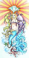 Mermaid Marion and Murder Crew