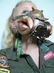 Nightmare Gas Mask Modeled