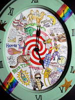 What Time is It by BlackMagdalena