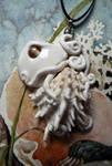 Spiny Jewelbox Octopus Necklace