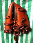 Lobster Claw Pendant