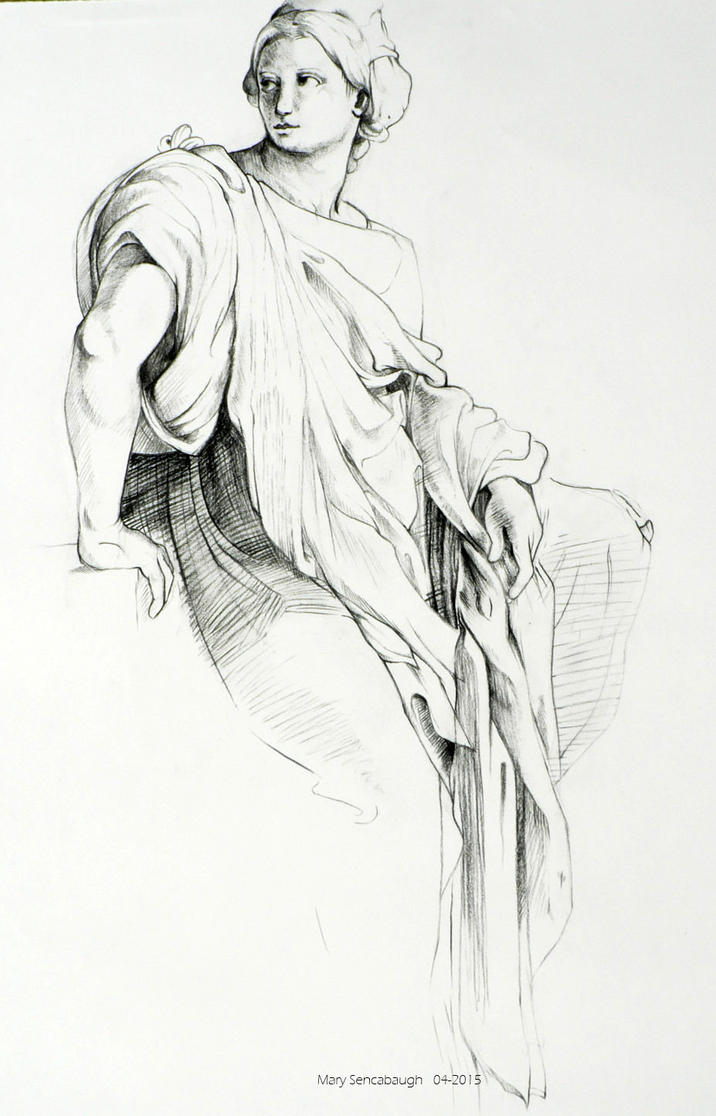 Phrygian Sibyl by BlackMagdalena