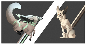 Fennec Fox adoptables (open)