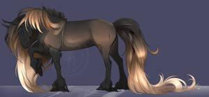 Horse (closed) Adoptable